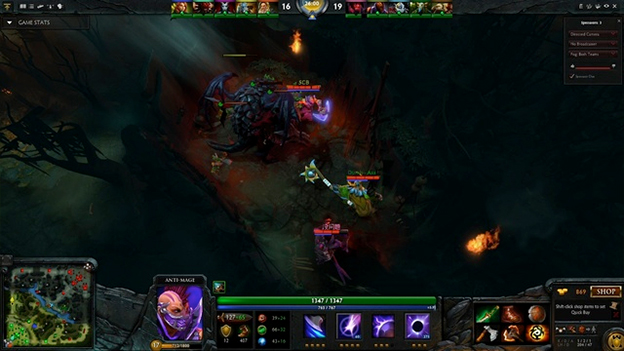 dota 2 review for pc cheat code central