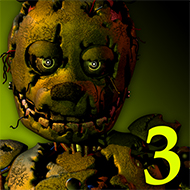 Five Nights at Freddy's 3 Box Art