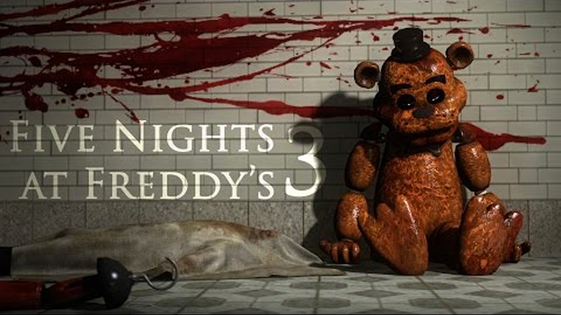 Top 10 5 nights at freddys 2 jump scares