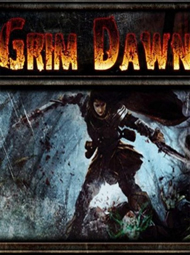 Grim Dawn Box Art