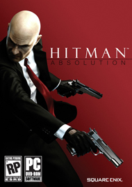 Hitman: Absolution Box Art