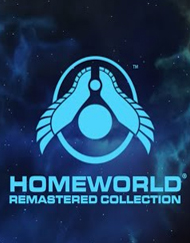 Homeworld Remastered Collection Box Art