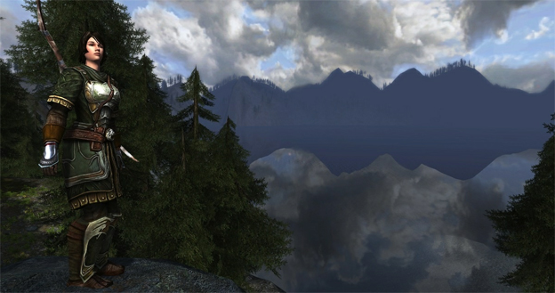 Lord of the Rings Online: Riders of Rohan Screenshot