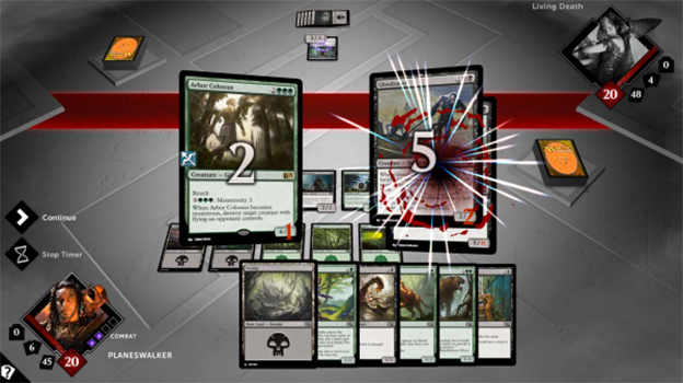 Magic: The Gathering – Duels of the Planeswalkers 2015 Screenshot