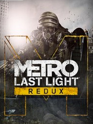 Metro: Last Light Redux Box Art