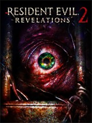 Resident Evil: Revelations 2 Episode 1 – Penal Colony Box Art