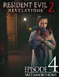 Resident Evil: Revelations 2 Episode 4 – Metamorphosis Box Art
