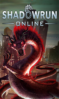 Shadowrun Online Box Art