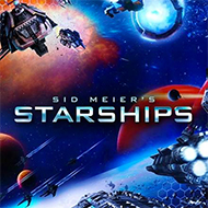 Sid Meier's Starships Box Art
