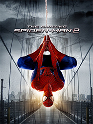 The Amazing Spider-Man 2 Box Art