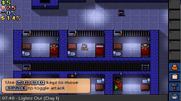 The Escapists Screenshot