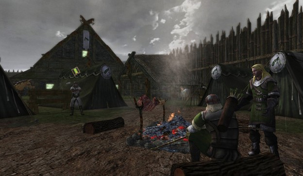The Lord of the Rings Online: Riders of Rohan Screenshot