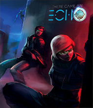 There Came an Echo Box Art