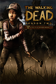 The Walking Dead: Season 2: Episode 1 - All That Remains Box Art