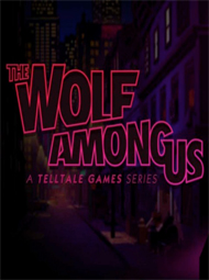 The Wolf Among Us Episode 5: Crying Wolf Box Art