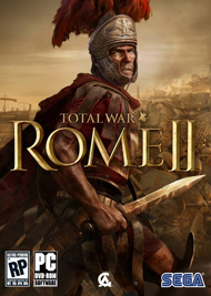 Total War: Rome II Box Art