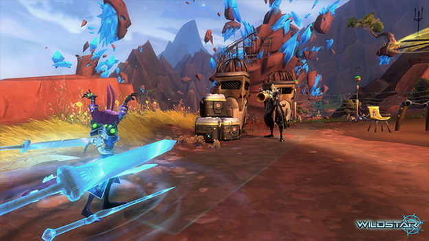 WildStar Screenshot