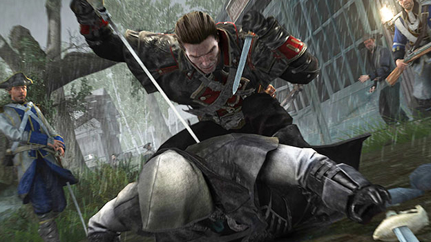 Assassin's Creed: Rogue Screenshot