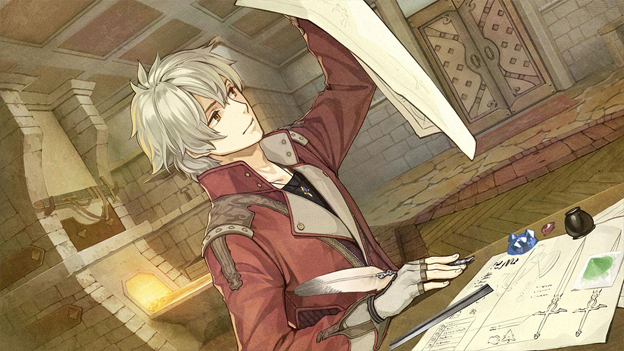 Atelier Escha & Logy: Alchemists of the Dusk Sky Screenshot