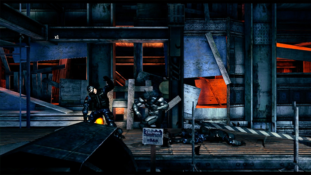 Batman: Arkham Origins Blackgate Deluxe Edition Screenshot