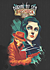 BioShock Infinite: Burial at Sea - Episode One Box Art
