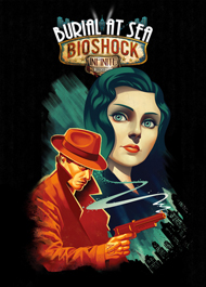 BioShock Infinite: Burial at Sea Episode 2 Box Art