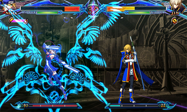 BlazBlue: Chronophantasma Screenshot