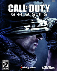Call of Duty: Ghosts Box Art