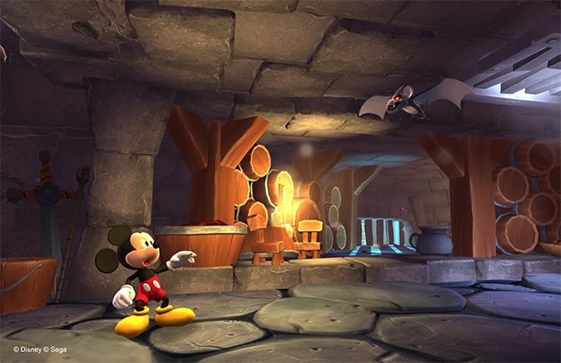 Castle of Illusion Starring Mickey Mouse Screenshot
