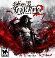 Castlevania: Lords of Shadow 2 Box Art