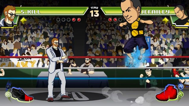 Divekick Screenshot