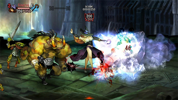 Dragon's Crown Screenshot