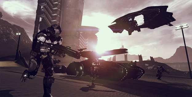 DUST 514 Screenshot