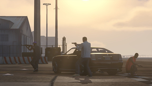 Grand Theft Auto Online Screenshot