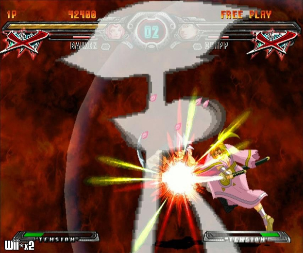 Guilty Gear XX Accent Core + R Screenshot