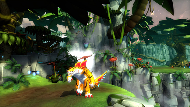 Invizimals: The Lost Kingdom Screenshot