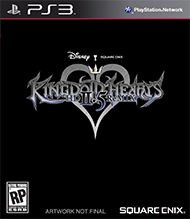 Kingdom Hearts 2.5 Remix Box Art
