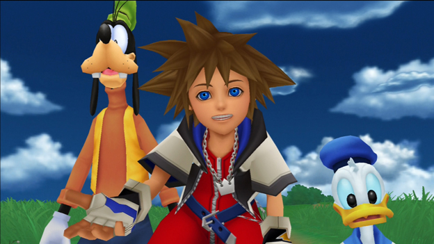 Kingdom Hearts 2.5 Remix Screenshot