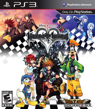 Kingdom Hearts HD 1.5 ReMix Box Art
