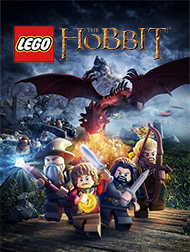 LEGO The Hobbit Box Art