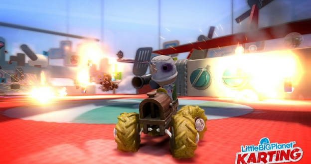 LittleBigPlanet Karting Screenshot