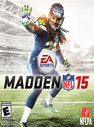Madden NFL 15 Box Art