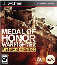 Medal of Honor: Warfighter Box Art