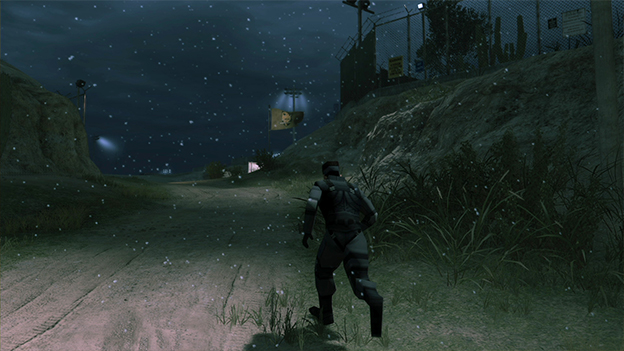 Metal Gear Solid V: Ground Zeroes Screenshot