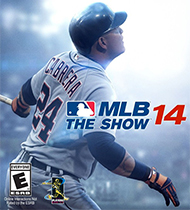 MLB 14: The Show Box Art