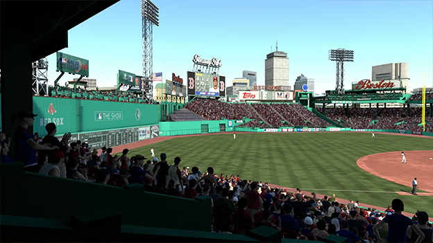 MLB 14: The Show Screenshot