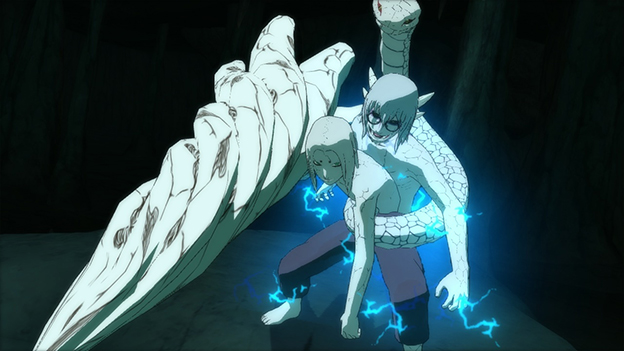 Naruto Shippuden: Ultimate Ninja Storm 3 Full Burst Screenshot