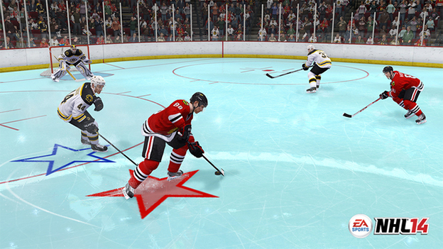 NHL 14 Screenshot