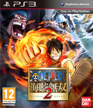 One Piece: Pirate Warriors 2 Box Art