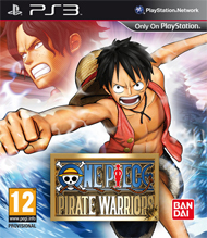 One Piece: Pirate Warriors Box Art